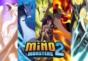 Mino Monsters 2 Evolution MOD APK+DATA