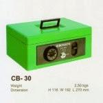 Cash Box Bossini CB-30