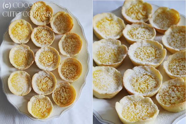 Lemon Tartlettes