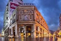 Fachada Hotel Colonial Salta