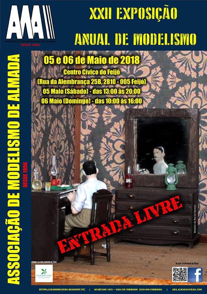 XXII EXPOSIÇÃO ANUAL DE MODELISMO