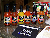 Thai Kitchen sauces