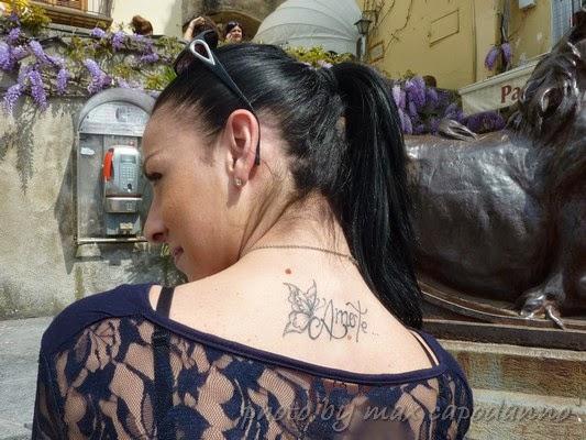 Positano my life tatuaggio s o n for Bruciore alla schiena in alto