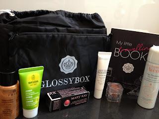 Geburtstagsbox, Geburtstag, Box, Überraschungsboxen, Kosmetik