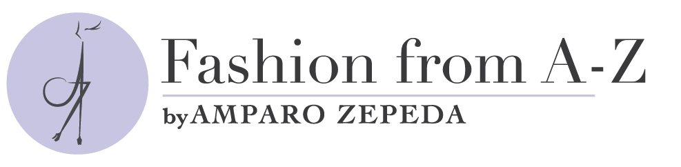 FASHION FROM A-Z