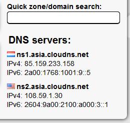 DNS-Servers-ClouDNS