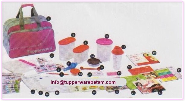 how to join tupperware member in singapore