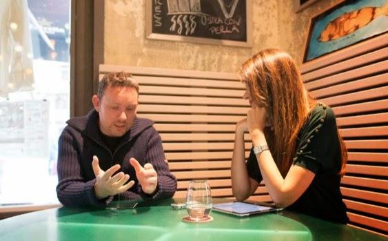 Entrevista Albert Adrià por Sandra Blasco
