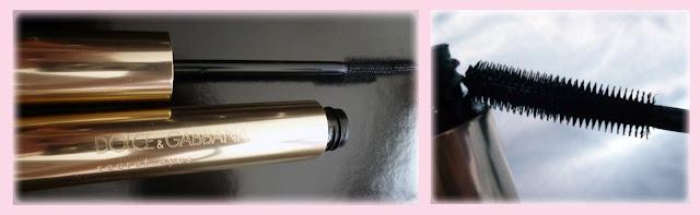 D&G Dolce and Gabbana Secret Eyes Mascara