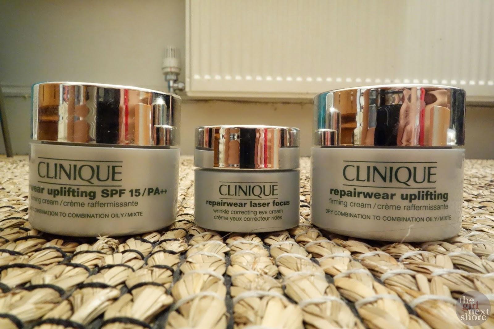 Clinique Repairwear firming cream