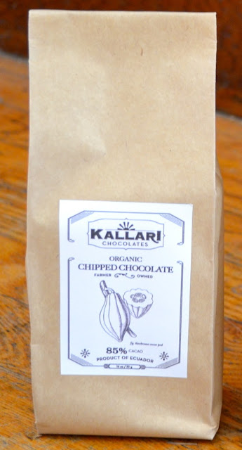 Kallari chocolate chips