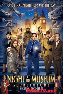 Đêm Ở Viện Bảo Tàng: Bí Mật Hầm Mộ|| Night At The Museum: Secret Of The Tomb