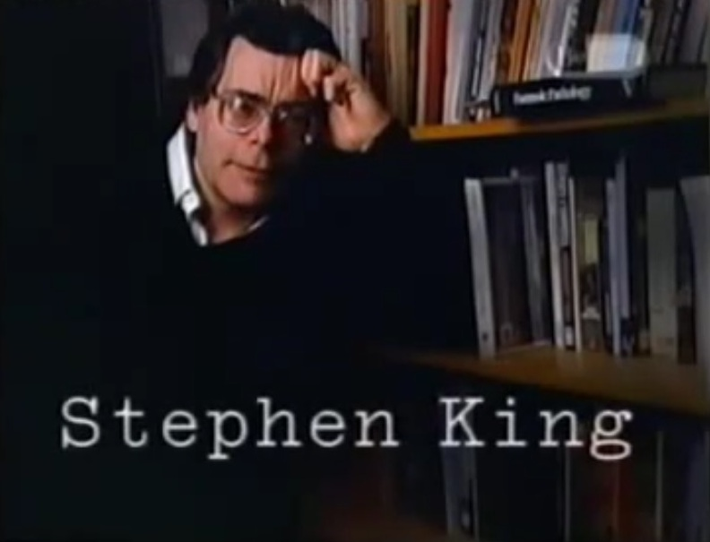 a short biography of stephen edwin king /biography/stephenkingasp the man i chose for my hero is well-known author stephen edwin king he has written over 50 books and short stories and has had over 43 of them turned into feature films, in which he has played several roles.