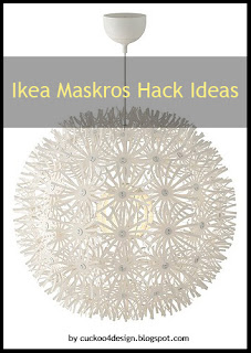 Ikea Maskros Hack Ideas