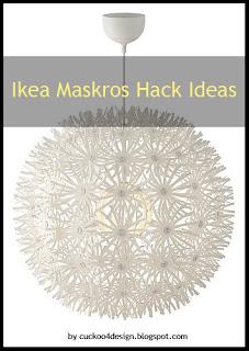 Ikea Maskros Hack Ideas