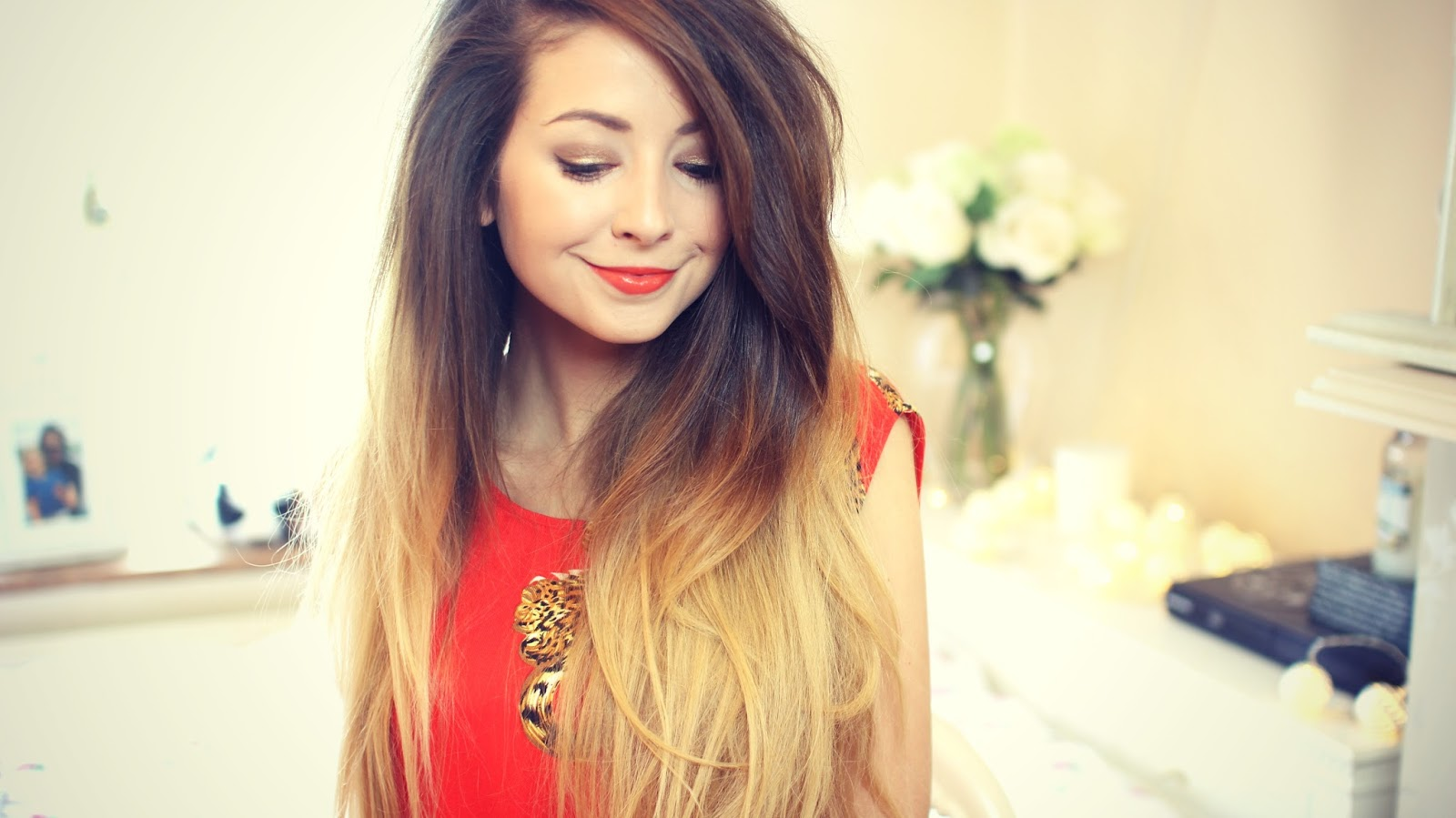... Long hairstyles on Pinterest Zoella hair, Zoella and Long haircuts