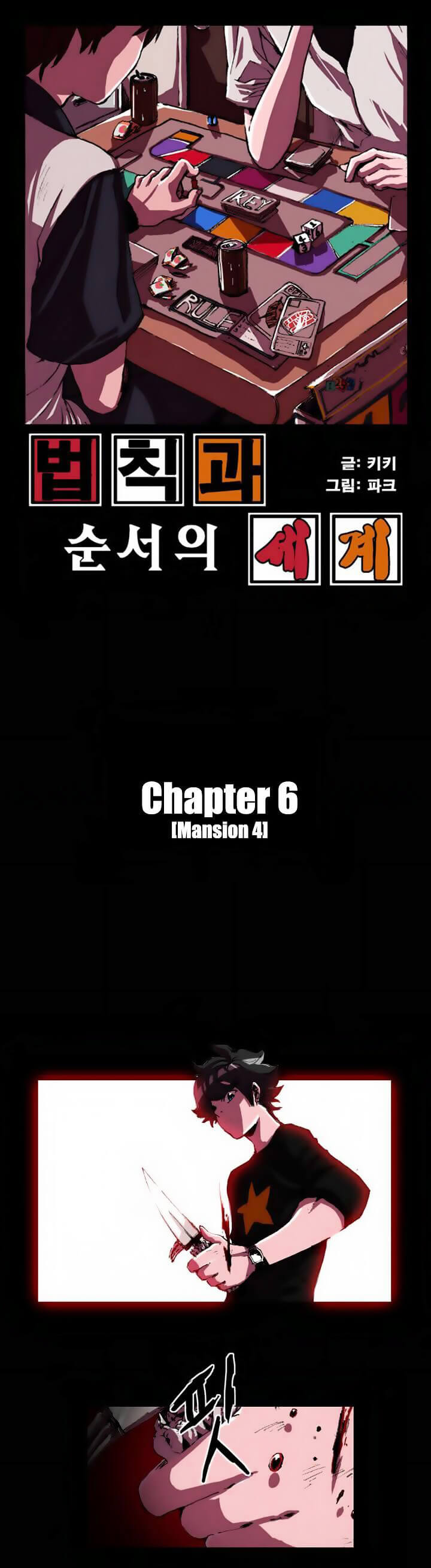 World of Law and Order Chap 6 - Next Chap 7