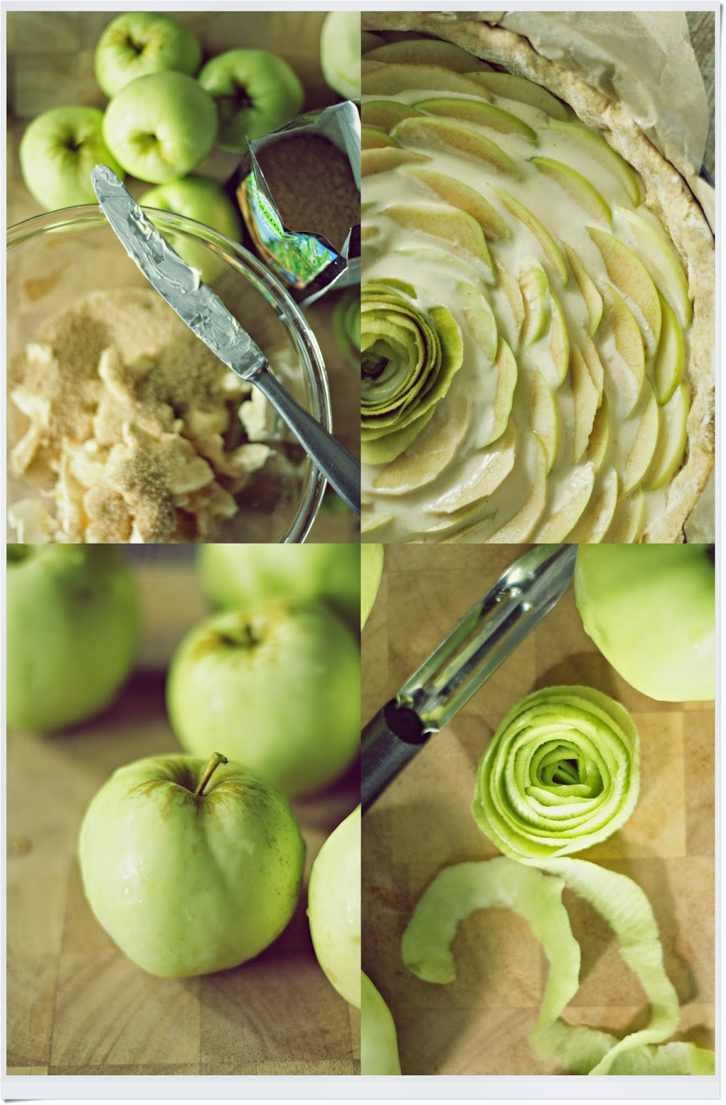 O = Omenapiirakka