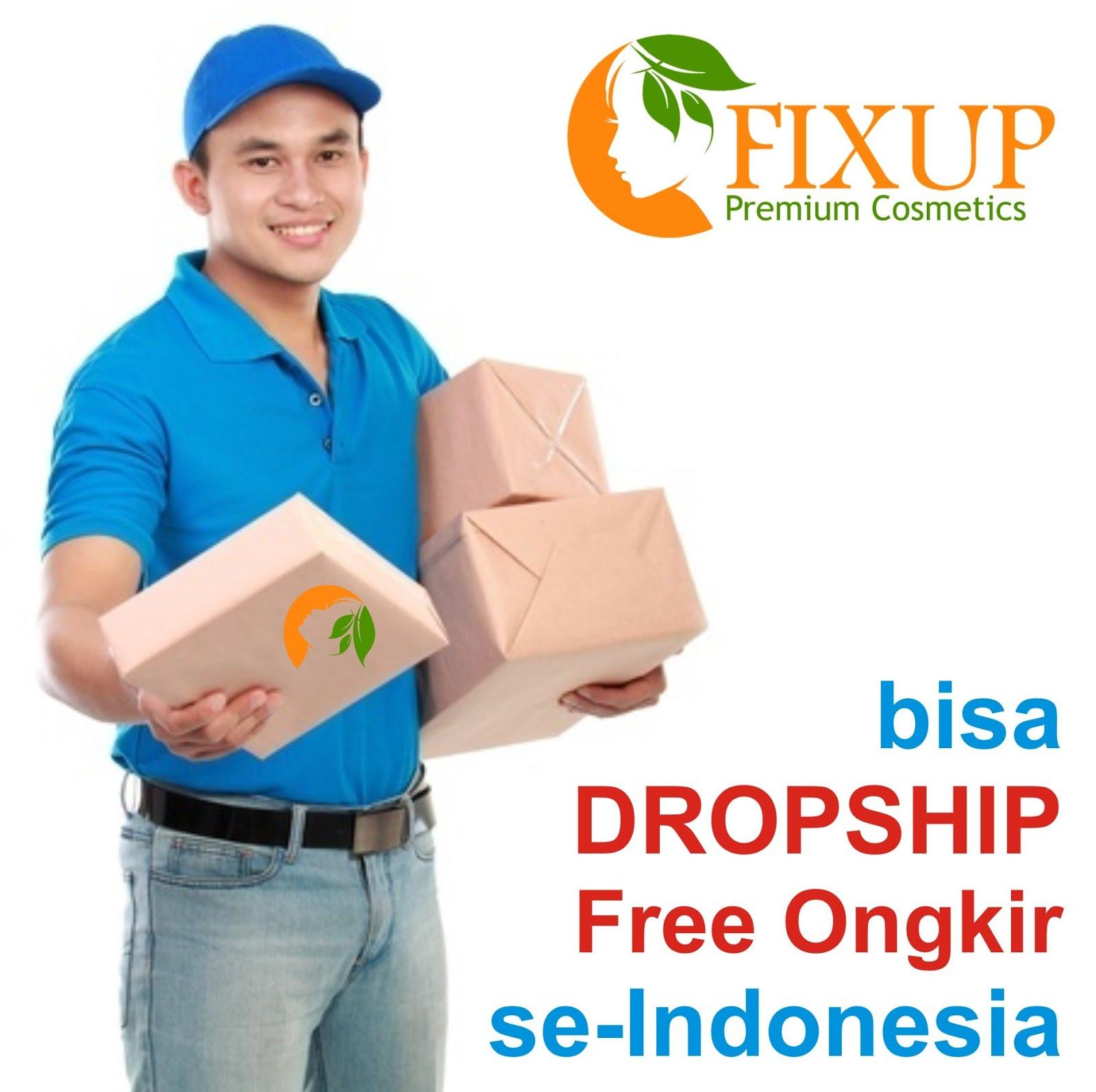 Fixup Free Ongkir Seluruh Indonesia