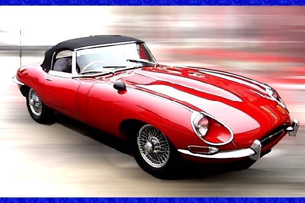 Legendary Cars  Jaguar E
