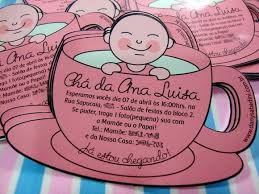 modelo de convitinho de chá de fraldas para meninas