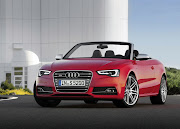 2012 Audi S5 Cabriolet HD Wallpaper