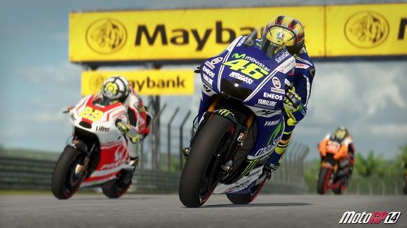 motogp14 pc game screenshot 4 MotoGP 14 CODEX