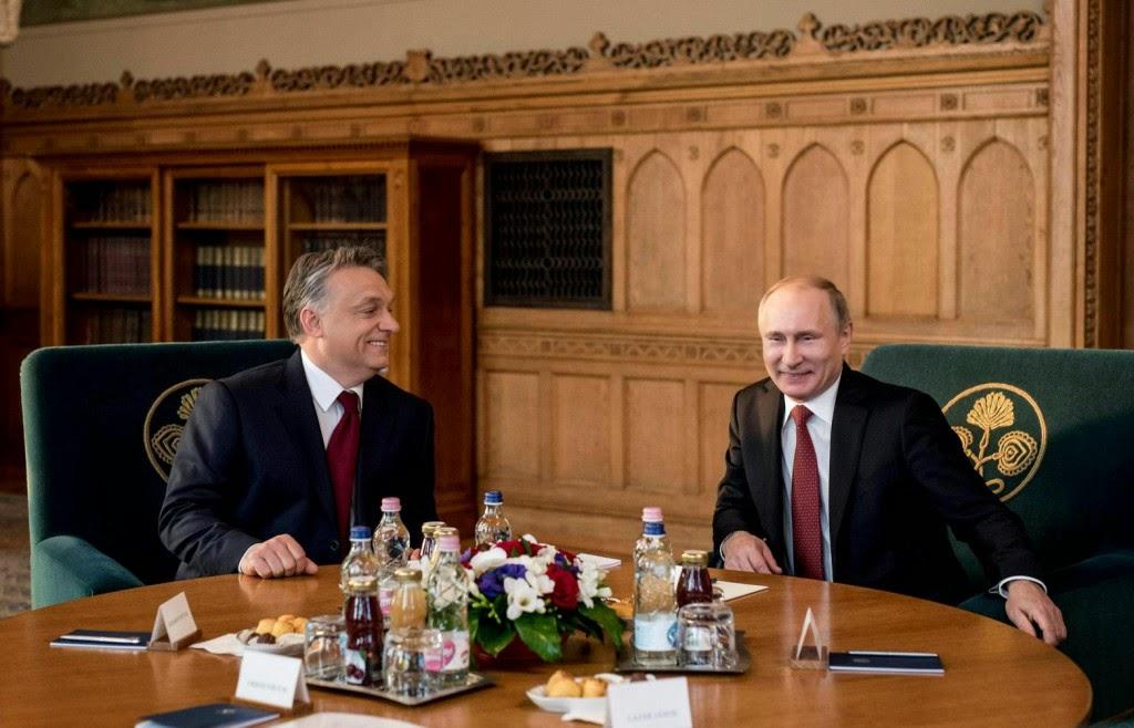 Vlagyimir Putyin, Putyin Budapesten, Orbán Viktor, Magyarország, Oroszország, Paks 2, atomenergia,