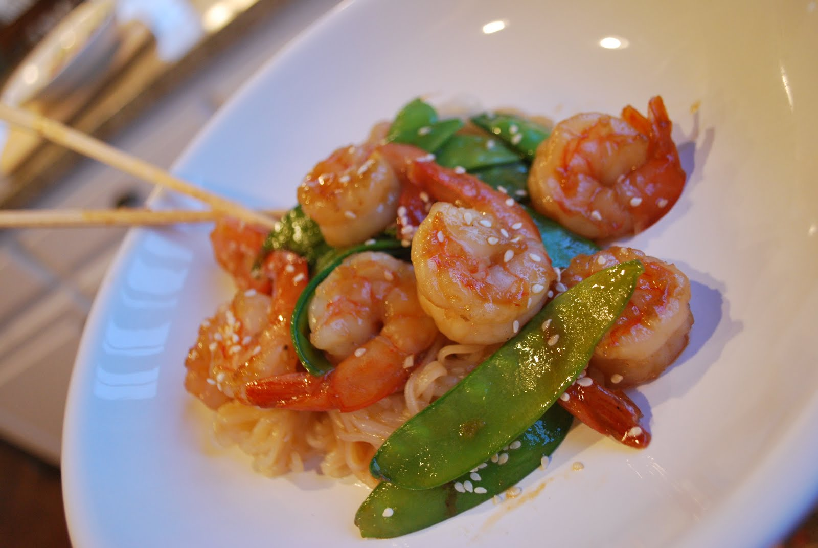how to make sweet chili shrimp