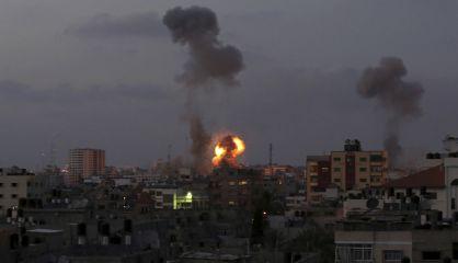 Ataque israeli al norte de Gaza. Dios y su inmenso poder | Ximinia