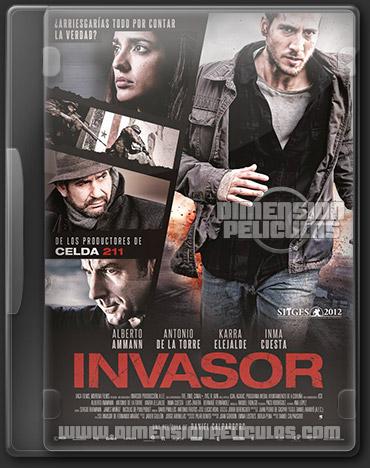 Invasor (DVDRip Castellano) (2012)