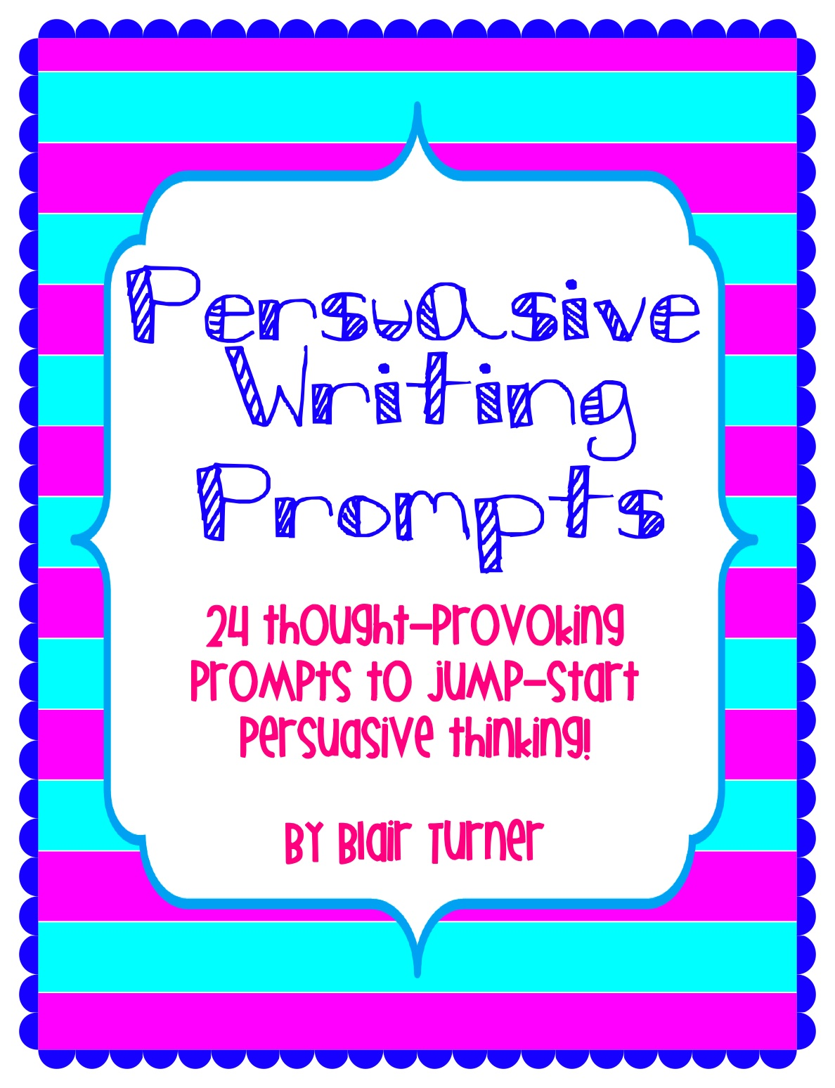 persuasive writing ideas :: video: six traits ideas and content with