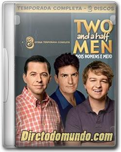 Dois Homens e Meio 8ª Temporada XviD Dublado Dual Audio