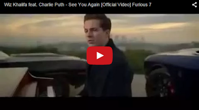 Soundtrack Furious 7 - See You Again