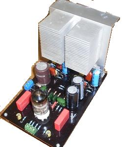 6N2P Tube Pre-Tone Low Volt & Low Cost