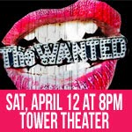 The Wanted - Tickets on Sale Now
