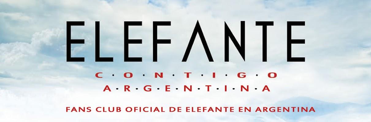 Contigo Argentina - Fans Club Oficial de Elefante en Argentina