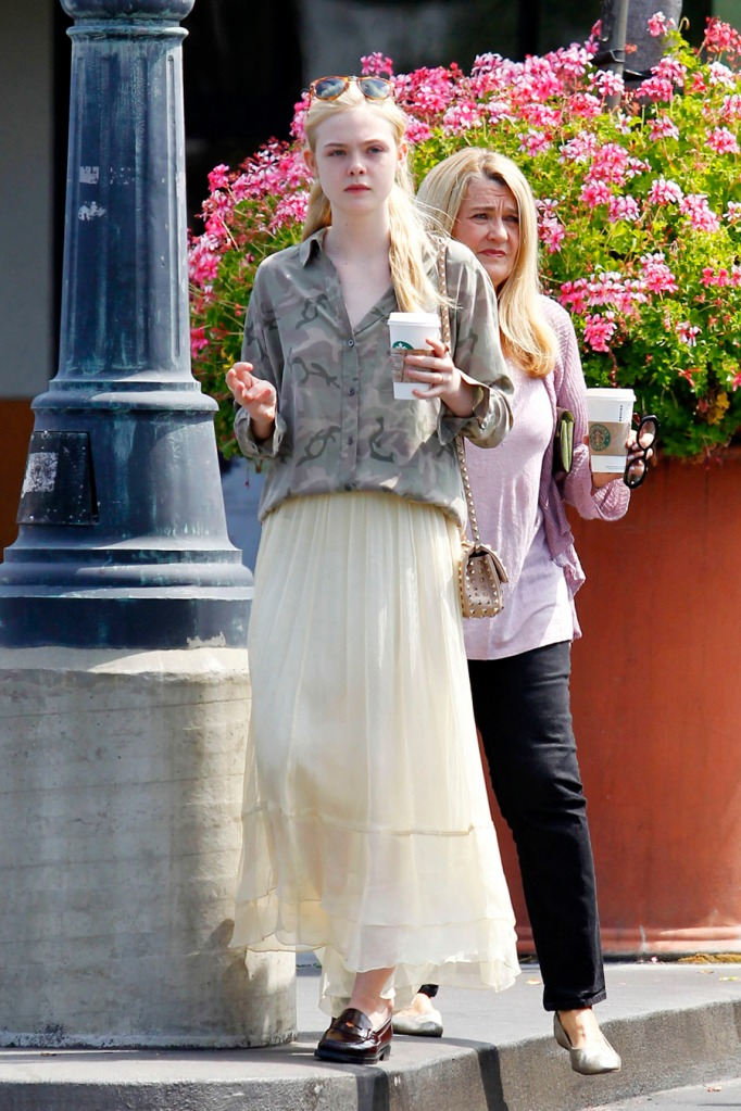 Renata & Andy: Chica it del momento: Elle Fanning I Am Sam Elle Fanning
