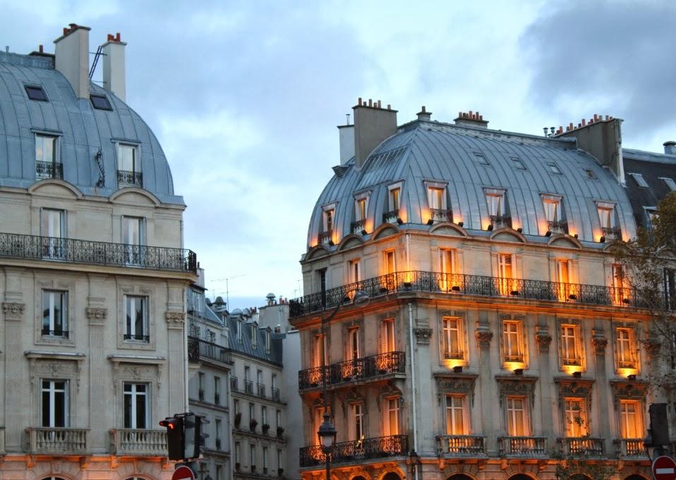 A Library Of Design April In Paris
