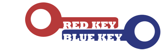 Red Key Blue Key