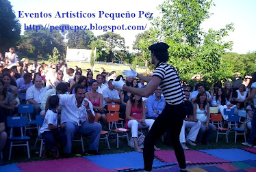 Shows y Recepciones de mimos!