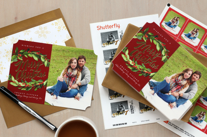 Beautiful, personalized photo Christmas cards from Shutterfly. www.pitterandglink.com