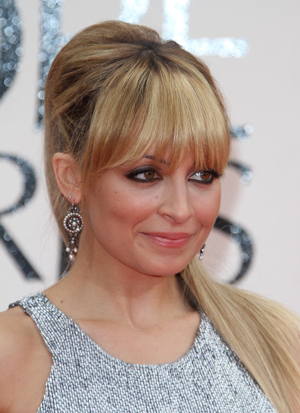 A New Life Hartz Nicole Richie In Her Beautiful Hairstyles