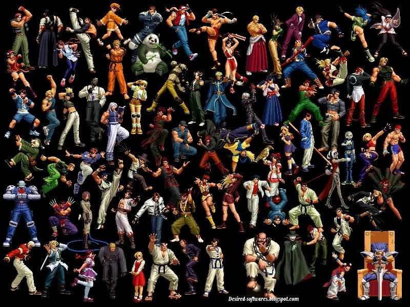 Click Here To Download Free KOF 2012