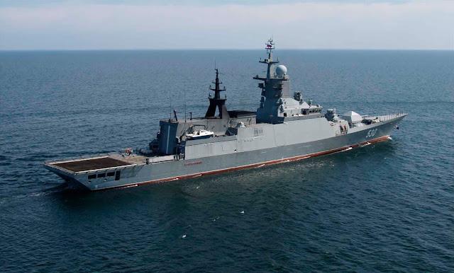 Project 20382 (Tiger) class FS