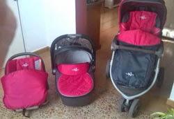 Trio carro de bebé Neonato en Sevilla