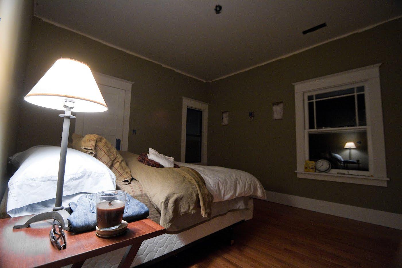 bedroom trim