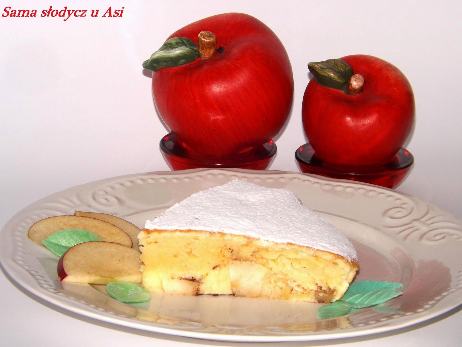 Clafoutis z jabłkami