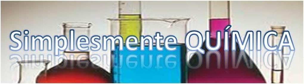 Simplesmente Química!!