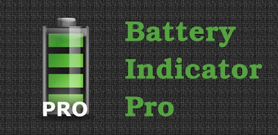 Battery Indicator Pro v7.0.3 Apk